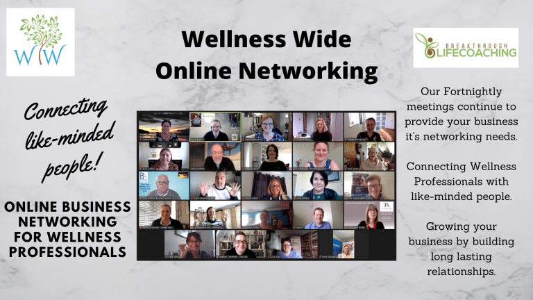 Wellness Wide Online Networking
